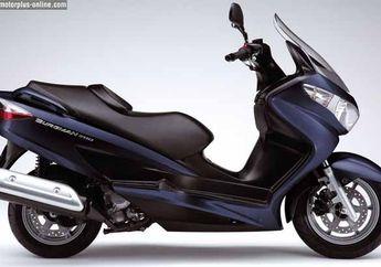Gak Niru NMAX atau PCX Yang 150 CC Matic Suzuki 175 Atau 200 cc