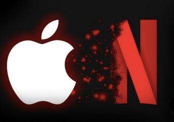 Bukan Konten, Apple Andalkan Kekuatan Ekosistem untuk Tantang Netflix