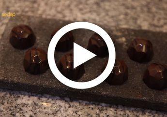 (Video) Resep Membuat Chunky Peanut Chocolate Praline ala Chef Dian dari JIPA yang Bikin Pasangan Tambah Sayang