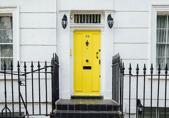 Perhatikan 4 Hal Ini Sebelum Membangun Pintu Utama pada Hunian