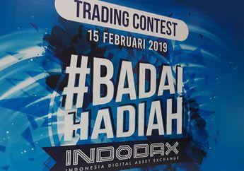 Ikutan Badai Hadiah Indodax, Bisa Bawa Pulang Honda Brio