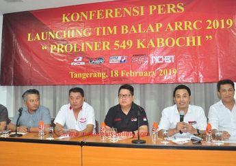 Fix! Knalpot Asal Indonesia Gandeng Tim Balap Ini Berlaga di AARC 2019