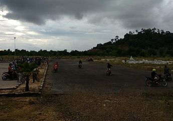 All Biker Kayong Utara Bukan Penyelenggara Balap Liar Di Kawasan Wisata Pantai Pulau Datok