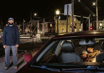 FOTO: Penyetopan Warga Kulit Hitam di Amerika