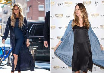 Inspirasi Baju Hamil Nyaman Ala Selebriti Hollywood, Cantik dan Elegan