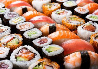 Tak Pernah Berhasil Membuat Sushi? Ini Teknik dari Chef yang Harus Dikuasai Jika Ingin Buat Sushi