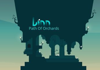 Review Linn: Path of Orchards, Platformer Berputar Menarik & Cantik