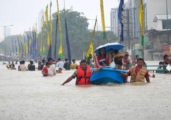 Sejarah Banjir di Jakarta, Sudah Terjadi Sejak Zaman Tarumanegara