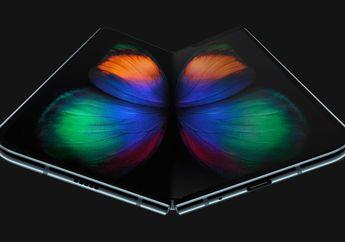 Samsung Kirim Contoh Layar Ponsel yang Dapat Dilipat ke Apple dan Google