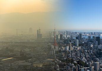 Korea Selatan dan Tiongkok Atasi Polusi Udara dengan Hujan Buatan