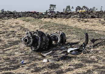 Benarkah Benda Asing Ini Jadi Penyebab Jatuhnya Pesawat Ethiopian Airlines?