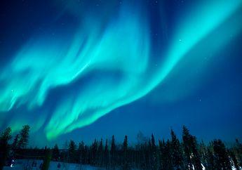 Tujuh Tempat Terbaik Di Dunia Untuk Melihat Kemegahan Aurora