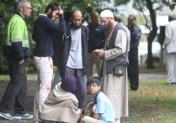 PM Selandia Baru: 40 Tewas Dalam Tragedi Penembakan Masjid Saat Salat Jumat
