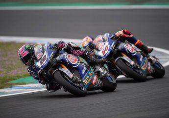 Wuih, Motor Balap WSBK Pakai Rem Belakang Tambahan Kayak MotoGP