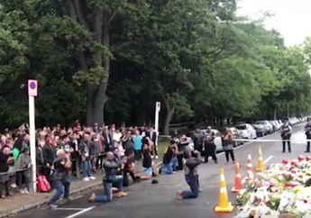 Bukan Cuma Club Motor Mongrel Mob, Saingannya Juga Beri Penghormatan ke Korban Penembakan di Masjid Christchurch