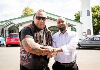 Bangga! Club Motor Paling Ditakuti di Selandia Baru Akan Lakukan Ini di Masjid Saat Shalat Jumat