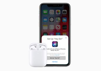 Selamat Datang AirPods 2! Chip H1, Wireless Charging dan 'Hey Siri'