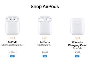 AirPods 2 Sudah Dapat Dipesan dan Ambil di Apple Store