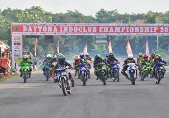 Dahsyat, Seri II Daytona Indoclub Championship 2019 Terapkan Aturan Balap Dunia