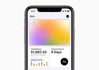 Apple Bikin Kartu Kredit Khusus Pengguna iPhone Bernama Apple Card