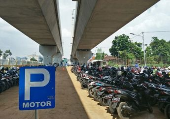 Bikers Mau Naik MRT? Tenang, Ada Lahan Park and Ride Yang Nyaman