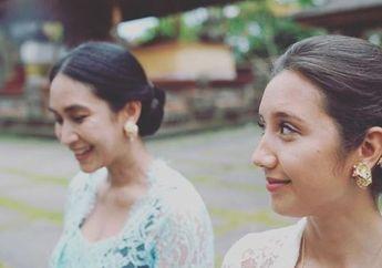 Jarang Tersorot, Ini Dia Adik Ipar Happy Salma, Tjokorda Maya yang Rela Lepas Gelar Bangsawan Demi Suami Bulenya