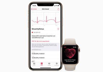 Tutorial Update watchOS 5.2 di Apple Watch