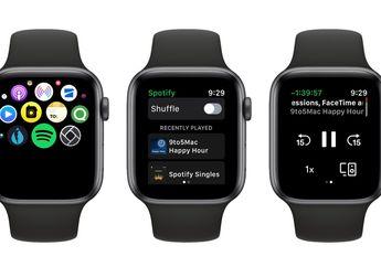 Update Spotify Akhirnya Mendukung Fitur Siri di Apple Watch