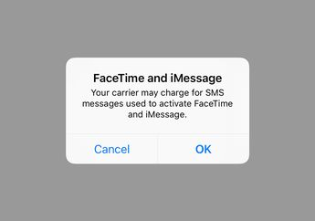 Masalah Aktivasi iMessage & FaceTime di Operator Telkomsel dan XL