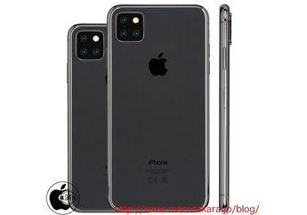 iPhone Tahun 2019 dengan Layar OLED Gunakan Tiga Kamera