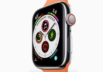 Peringati Earth Day, Apple Ajak Pengguna Apple Watch Berolahraga