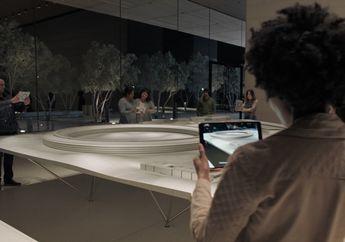 Sebentar Lagi iOS Dapat Menggunakan Teknologi AR untuk Navigasi