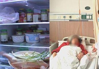 Seorang Wanita Terinfeksi Bakteri Langka karena Sering Makan Makanan yang Disimpan di Kulkas