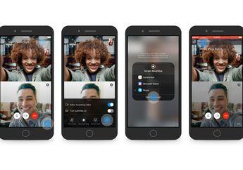 Skype for iOS Kini Hadirkan Dukungan Fitur Pengaturan Background