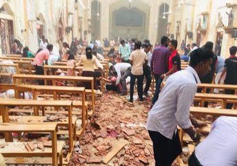 Ledakan Terjadi di Gereja Sri Lanka Saat Paskah, 52 Orang Tewas