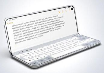 Apple Patenkan iPhone Lipat Dengan Teknologi Tuas yang Bergerak