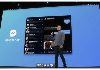 Facebook Messenger Siapkan Aplikasi macOS dan Desain Ulang Pada iOS