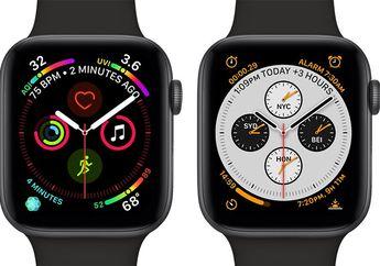 """Layar OLED Apple Watch 4 Raih Penghargaan """"Display of The Year"""""""