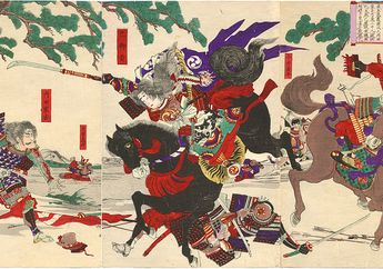 Tomoe Gozen, Samurai Wanita Terkuat yang Setara dengan 100 Prajurit Bersenjata