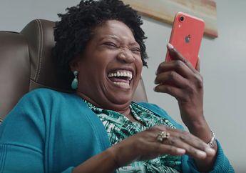 Iklan Baru Apple iPhone XR Fokus Umur Baterai dan Enkripsi iMessage