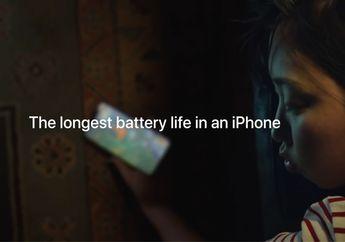 (Video) Iklan Baru untuk iPhone XR Pamerkan Baterai Super Hemat