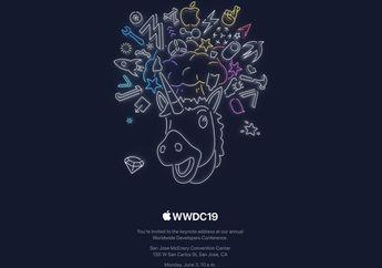 Apple Mulai Kirim Undangan Keynote WWDC 3 Juni 2019 untuk Media