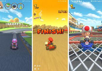 Mengintip Gameplay Mario Kart Tour Beta dari Nintendo, Patut Ditunggu?