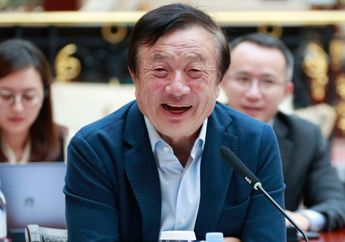 Pendiri Huawei Tak Ingin Tiongkok Lancarkan Serangan Balik pada Apple
