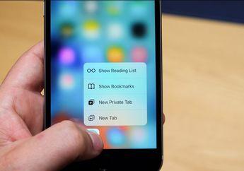 Fitur 3D Touch Kemungkinan Akan Dihapus Dari Seri iPhone Tahun 2019