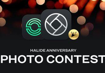 Rayakan Hari Jadi Kedua, Aplikasi Halide Adakan Kontes Fotografi