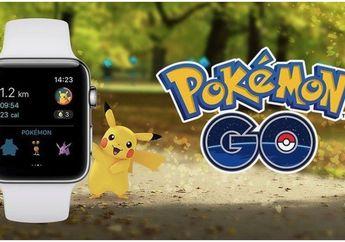 Niantic Hentikan Dukungan Apple Watch Untuk Bermain Pokemon GO