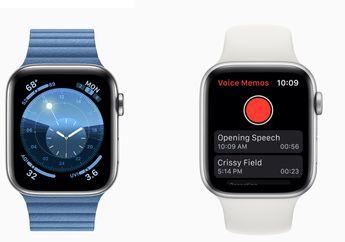 Perkenalkan, watchOS 6 dengan App Store Sendiri dan Tampilan Baru