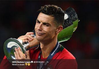 Lewat Instagram, Cristiano Ronaldo Pamer Sejarah Baru pada 2019