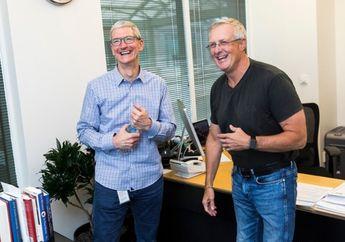 Tim Cook Beri Dukungan Pada Tim Hukum Apple Hadapi Gugatan iBooks
